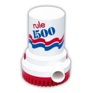 Pompe de cale immergée RULE 1500