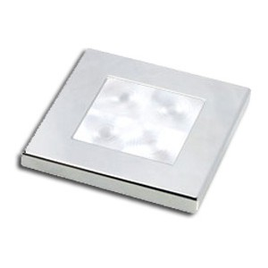 DESTOCKAGE - Plafonnier LED blanc (24V) int/ext HELLA Slimline