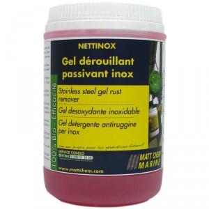 Nettoyant dérouillant inox (1kg) MATT CHEM Nettinox