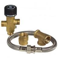 Kit mitigeur thermostatique Chauffe-eaux SIGMAR Compact