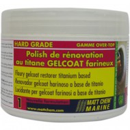 Rénovateur gelcoat farineux (700grs) MATT CHEM Hard Grade