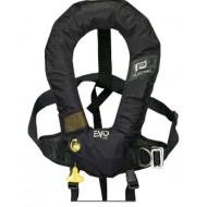 Gilet gonflable 165N ergonomique NOIR PLASTIMO EVO 165