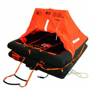 Radeau de survie côtier 4 places 4WATER ISO 9650-2