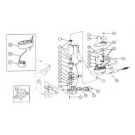 Kit entretien JABSCO pour pompe séries 29200