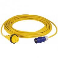 Adaptation CEE 2 p + T 230V 16 MARINCO power cord has