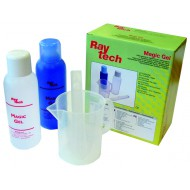 Gel silicone isolant IP55 RAY TECK Magic Gel