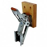 Chaise moteur pour 15cv - 30kg PLASTIMO Inox et bois