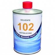 Diluant anti-silicone (0.50L) MARLIN n°102