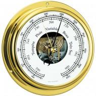 Baromètre marine laiton BARIGO Viking