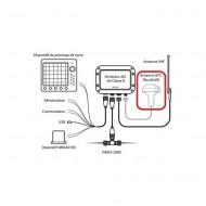 Antenne GPS externe ADVANSEA pour AIS TR-210