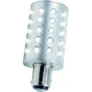 LED vertes et rouges AMP. 50 LED BAY15D VERT/ROUGE MAST PRODUCTS INT