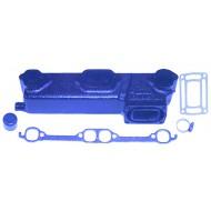 Collecteur d'échappement babord pour blocs-moteur 5,0L - 5,7L - GM
