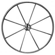 Stainless steel wheel STAZO d 700 mm