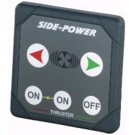 Panneau de commande propulseur externe SIDE-POWER