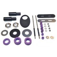 Kit de montage poupe SIDE-POWER pour Prop. externe
