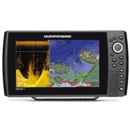 "Combiné GPS 10.1"" + sonde TA HUMMINBIRD Helix 10 DI"