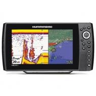 "Combiné GPS 10.1"" + sonde TA HUMMINBIRD Helix 10 2D"