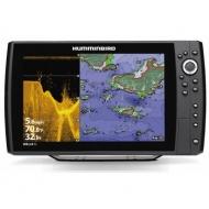 "Combiné GPS 12.1"" + sonde TA HUMMINBIRD Helix 12 DI CHIRP"