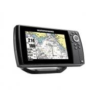 """GPS lecteur de cartes 7"""" HUMMINBIRD HELIX 7G2 CP"""