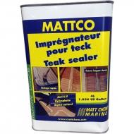 Imprégnateur pour teck MATT CHEM Mattco