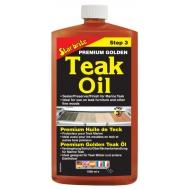 Golden huile de teck 946ml