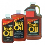 Golden teak oil 473ml