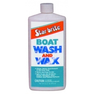 Wash and wax 473ml