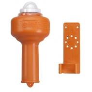 Feu flottant Lithium LED PLASTIMO