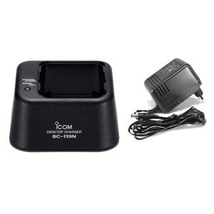 Chargeur rapide pour VHF IC-M71 / M87 ICOM BC-119N