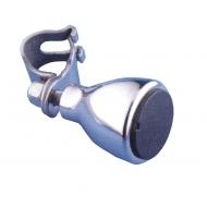 Pommeau inox pour volant Ø 20 à 25 mm
