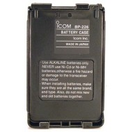 Boîtier piles AA x5 pour VHF IC-M87 ICOM