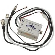 Répartiteur d'antenne VHF\/AM-FM\/AIS