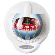 Compas Contest 101 montage cloison inclinée 10-25 Blanc Rose Rouge