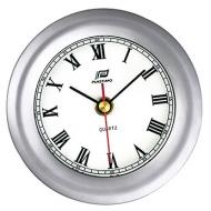 """Thermomètre hygromètre 4"""" boîtier chromé mat Plastimo"""