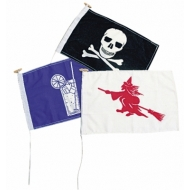 Pavillons fantaisie  Version Pirate Dimensions 30 x 45 cm