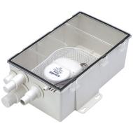 Pompe d'évacuation de douche 24 V Débit à niveau 2156 L