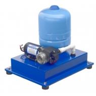 Groupe d'eau + vase d'expansion 24 V débit 17 L/min