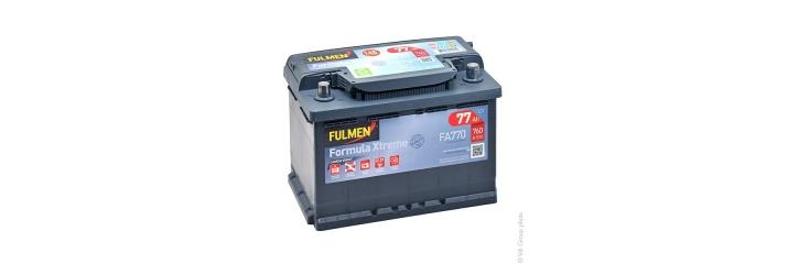 Batterie au plomb